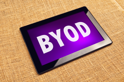 BYOD and the Risk Mobile Apps Present